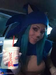 Sonic Hedgehog Halloween Costume 36 Sonic Hedgehog Cosplay Images Halloween