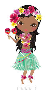 Hawaii travel clipart images 29 best luau images luau party drawings and beach jpg