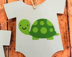 turtle baby shower decorations turtle baby shower etsy