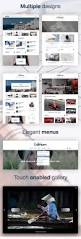 simple silo builder newspaper news magazine wordpress blog theme editium by