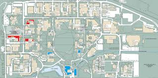 Pacific University Campus Map University Of Iowa Map Afputra Com