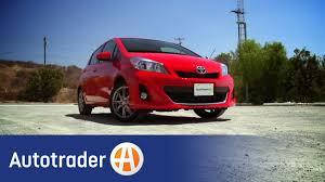 nissan versa auto trader 2013 toyota yaris sedan new car review autotrader youtube