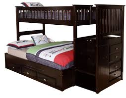 Twin Bunk Bed With Desk And Drawers Viv Rae Kaitlyn Twin Over Full Bunk Bed U0026 Reviews Wayfair