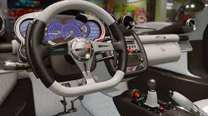 pagani interior dashboard pagani zonda tricolore pursuit police add on replace