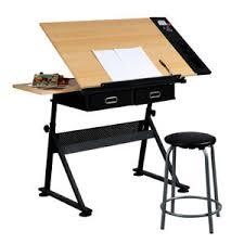 adjustable height drafting table drafting drawing table tiltable tabletop adjustable height for