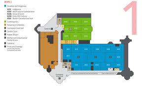 www floorplan floorplan national gallery of canada