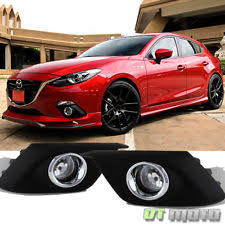 2016 mazda 3 fog light kit fog lights assembly for mazda 3 2014 2017 ebay