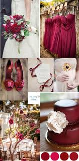 wedding colors the stunning colors of white burgundy wedding 22 best wedding colors images on pinterest color palettes fall