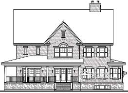 House Plans Traditional 4 To 5 Bedroom Traditional Design Drummond House Plans
