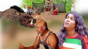 god save me from this beast 1 queen nwokoye nigerian movies