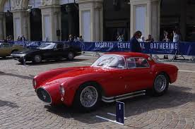 1954 maserati a6gcs a long weekend to celebrate maserati u0027s 100th birthday the