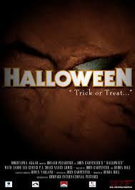 movie poster halloween