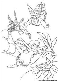 art tinkerbell coloring pages coloring pages