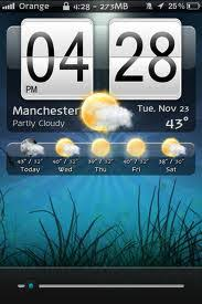 clock and weather widgets for android top 5 android weather widgets android widgets