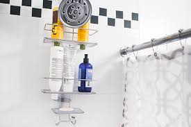 the best shower caddy the sweethome