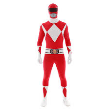 morphsuits halloween city amazon com morphsuits men u0027s morphsuit power ranger black small