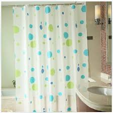 Circles Shower Curtain Colorful Circles Shower Curtain Liner Peva Bath