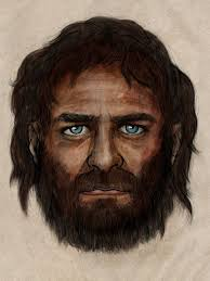 hair middle aged man dark stone age europeans had dark skin and blue eyes spanish