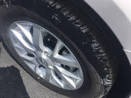 nissan versa spare tire new 2017 nissan versa 1 6 sv 4d sedan in mattoon ni4347 kc
