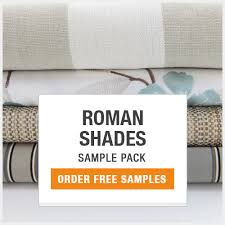 Where To Buy Roman Shades - roman shades custom cordless roman blinds selectblinds