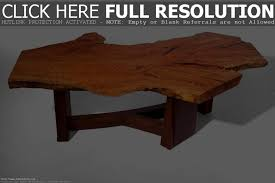 coffee table attractive unique natural wood coffee tables 4 tips