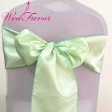 mint chair sashes popular mint chair sashes buy cheap mint chair sashes lots from