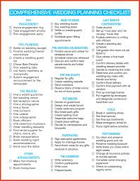 wedding checklist and planner awesome wedding checklist pdf personel profile