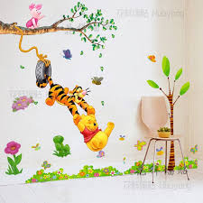 Wall Stickers For Childrens Bedroom  PierPointSpringscom - Kids room wall decoration