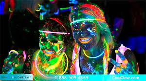 glow party glominex glow paint 1 oz assorted 12ct coolglow