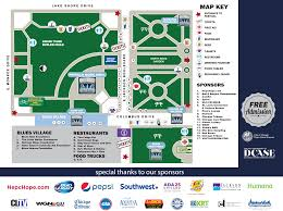 Grant Park Chicago Map by All You Need To Know About Chicago Blues Fest Urbanmatter