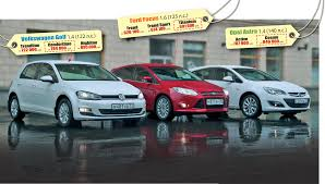 opel ford vw golf ford focus и opel astra классики гольф жанра u2014 журнал за