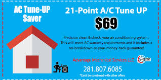 Tune Up Estimate by Contact Us Houston Air Conditioning And Heating Estimate