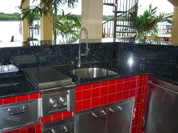 Outdoor Kitchen With Sink Pictures Of Granite Countertops Marble Vanities Natural Stone Tables