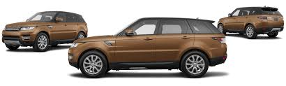 land rover brown 2016 land rover range rover sport awd supercharged 4dr suv
