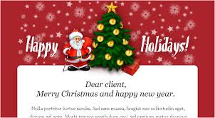merry wishes email merry happy new year 2018