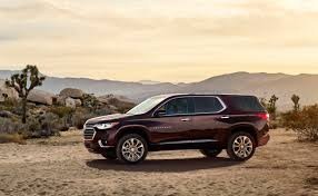 chevrolet 2018 chevy traverse proves fun for most of the family roadshow