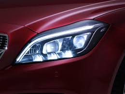 nissan altima 2015 led headlights refreshed mercedes cls gets multibeam led headlights motor trend wot
