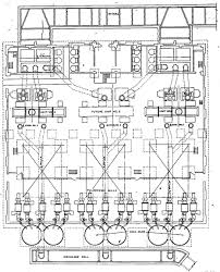 Gas Station Floor Plans Inside The E H Werner Power Plant Morgan New Jersey