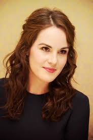 michelle dockery love her hair color my style pinterest