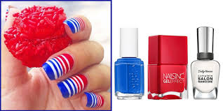 16 best 4th of july nails red white and blue fourth of july