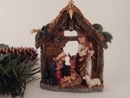 christmas ornaments nativity scenes olive wood nativity christmas