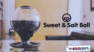 wall mounted dry food dispenser sweet u0026 salt ball sweet and dry food dispenser youtube