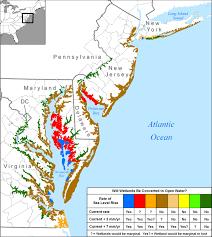 Florida Sea Level Rise Map by More Sea Level Rise Maps