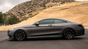 mercedes s coupe matte gunmetal grey mercedes s coupe