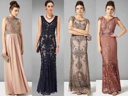 guest wedding dresses what type of bridesmaid dress goes with lace wedding dress