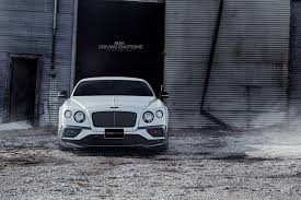 white bentley 2016 white bentley continental gt v8s adv05r m v2 cs adv 1 wheels