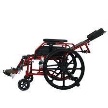 buy aluminum high back full reclining wheelchair aluminum high