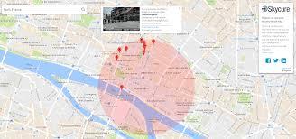Ddos Map Walk Arround Threat Maps Xavier Creff Pulse Linkedin