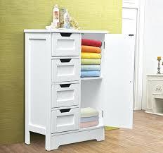White Wicker Bathroom Storage Bathroom Cabinets With Drawers White Wicker Bathroom Storage