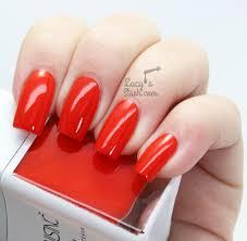 nails inc vvb victoria beckham polishes review u0026 swatches